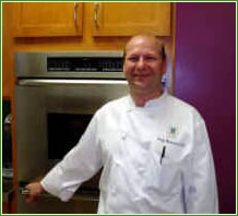 Bernard Pilon - Guest Chef at Kitchen Conservatory