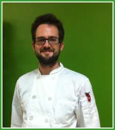 Chris Bork - Guest Chef at Kitchen Conservatory