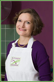 Anne Cori - Owner of Kitchen Conservatory