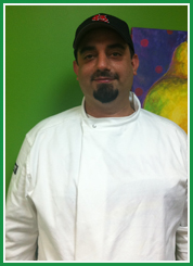 David Molina - Guest Chef at Kitchen Conservatory
