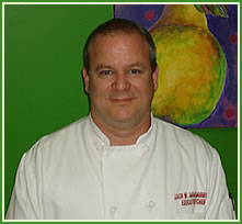 Jack West MacMurray III - Guest Chef at Kitchen Conservatory