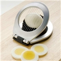 3-in-1 Egg Slicer - Black