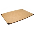 Epicurean Natural Brown Cutting Board with Non-Slip Corners 18 x 13