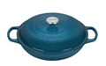 Deep Teal 3.75 quart Braiser Signature