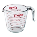 Glass 2 cup Liquid Measuring Cup