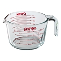 Glass 4 cup Liquid Measuring Cup