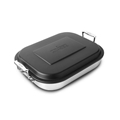 Lasagna Pan Stainless with Plastic Lid All-Clad