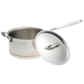 4 quart Saucepan Copper Core