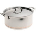 8 quart Stockpot Copper Core