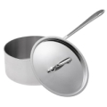 4 quart Stainless Saucepan All-Clad