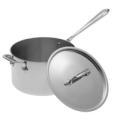 4 quart Stainless Saucepan with loop All-Clad