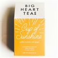 Cup of Sunshine Tea - Golden Turmeric and Ginger