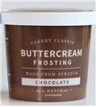 Cakery Classic Buttercream Frosting - Chocolate