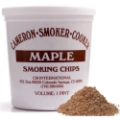 Smoking Fine Chips/Dust Maple Wood