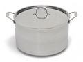 16 quart Tri-Ply Stock Pot with Stainless Steel Lid