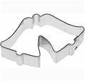 Bells Double Cookie Cutter
