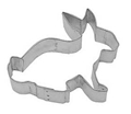 Bunny with Cottontail Cookie Cutter