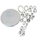 Cookie Cutter Set Flower and Leaf