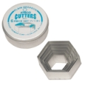 Cookie Cutter Set Hexagon
