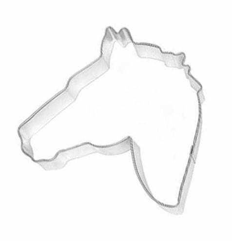Horse Head 102 Cookie Cutter
