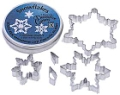 Cookie Cutter Set Snowflakes