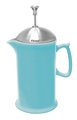 Chantal Ceramic French Press - Aqua