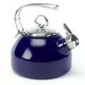 Chantal Tea Kettle in Cobalt Blue