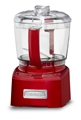 Elite Collection 4 cup Chopper/Grinder - Metallic Red
