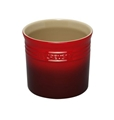 Le Creuset Utensil Crock - Cherry Red