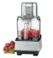 Custom 14 cup Food Processor brushed stainless