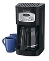 Cuisinart 12-cup Programmable Coffee Maker - Black