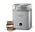 Ice Cream Maker - Brushed Chrome