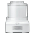Ice Cream and Sorbet Maker - White