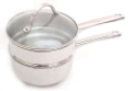 Double Boiler Stainless