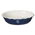 "Twilight Pie Dish 9"" (Blue)"
