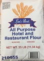 All Purpose Flour - 25 pound bag