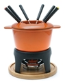 Swissmar Meat Fondue Set - Orange