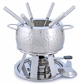 Swissmar Meat Fondue Set - Stainless Steel
