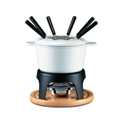 Swissmar Meat Fondue Set - White