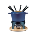 Swissmar Meat Fondue Set - Deep Blue