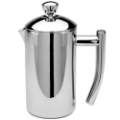 French Press - Stainless - 4 cup
