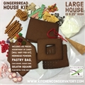 Gingerbread House Kit Large
