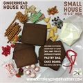 Gingerbread House Kit Small