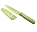 Serrated Nonstick Knife - Green