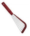 SoftEdge Slotted Spatula - Red