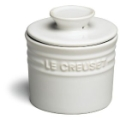 Butter Crock White