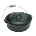 Lodge Cast Iron Dutch Oven 9 Quart