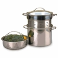 8 quart Multicooker with Glass Lid