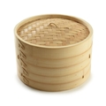 Bamboo Steamer - 2 Tier with Lid