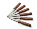Rosewood Steak Knives - Set of 6